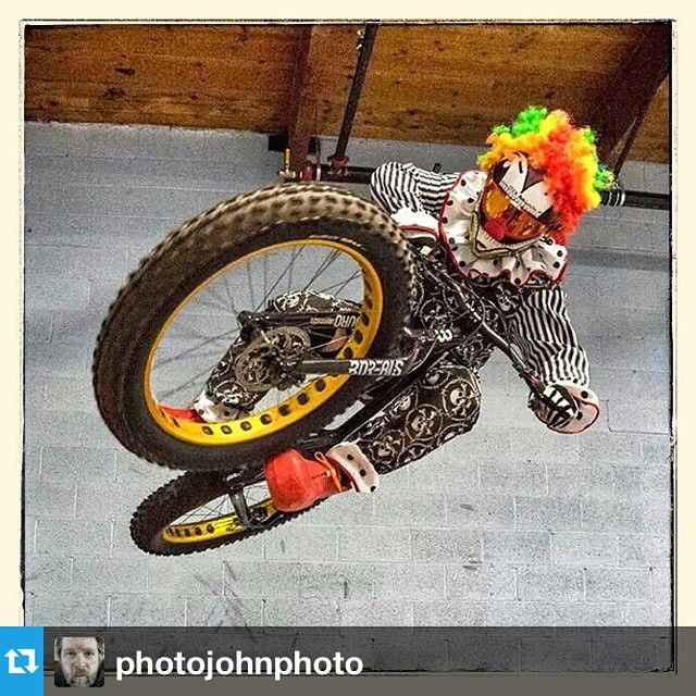 Someone's gettin rowdy! @photojohnphoto and #rowdytheclown know how to get #sideways on a #Yampa in #Utah #2fat2furious #sofat #rowdylovesfatties