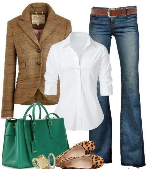 I really like the jeans