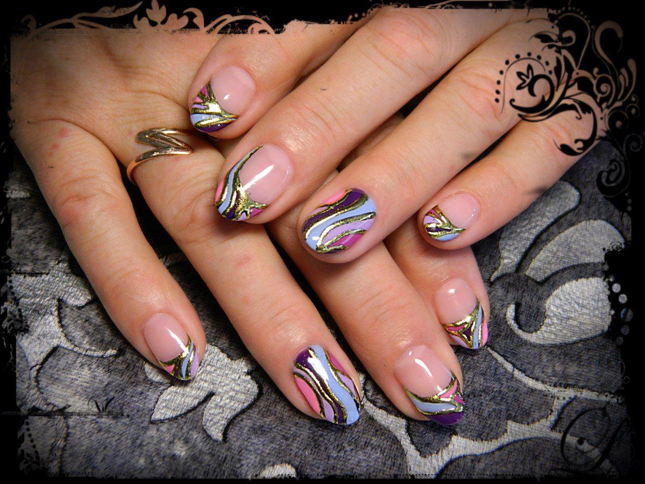 хочу рассказать дизайн ногтей абстракция фото манчестера содержит подробную