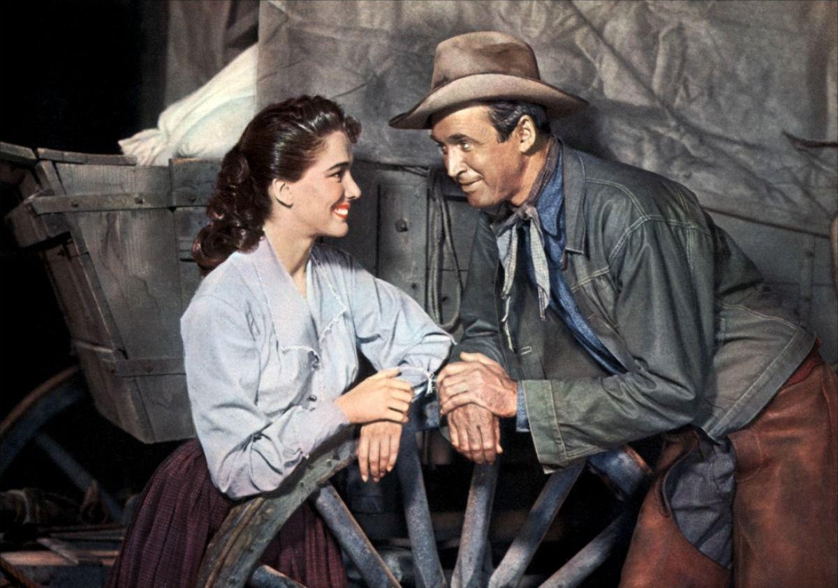 Bend Of The River 1952 James Stewart Julie Adams Directed