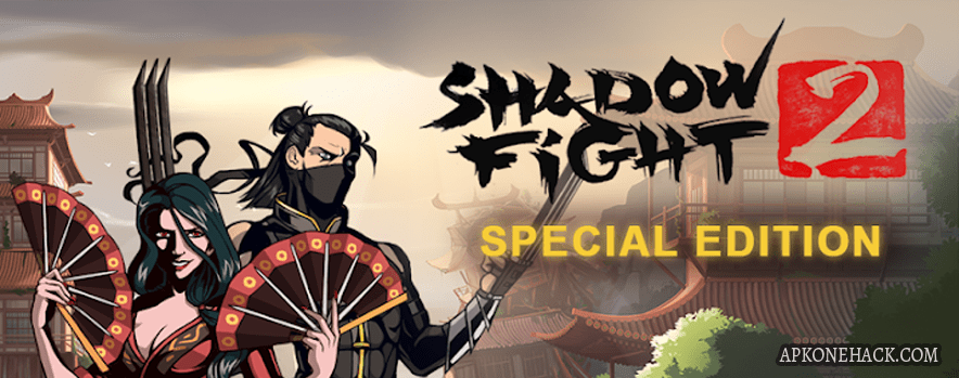 mod apk unlimited money shadow fight 2