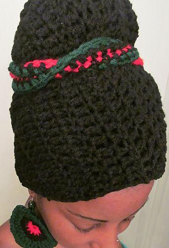 crochet pattern - badu head wrap | Crochet Fashion | Pinterest ...