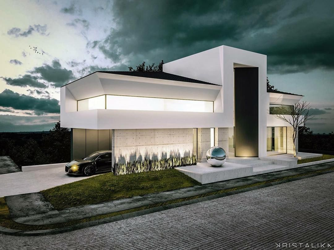 Roman House By Kristalikadesign Be Inspired By Leading Architects Architect Architecture Design Home Architect House Modern House Facades House Exterior