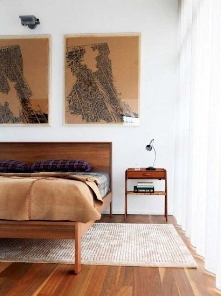 34 Awesome And Stylish Mid Century Bedroom Decor Ideas Mid Century Bedroom Decor Mid Century Bedroom Mid Century Modern Bedroom
