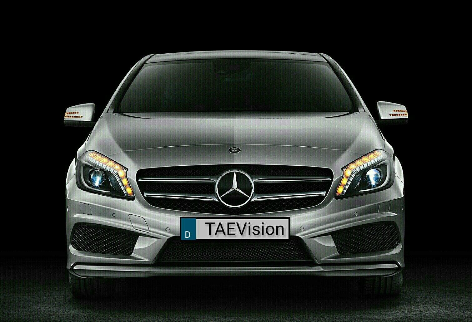 Mercedes-Benz A-Class #automotive #MercedesBenz #AClass
