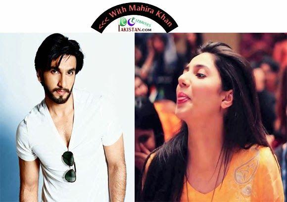 Mahira Khan Will Do Work in Bollywood Movie