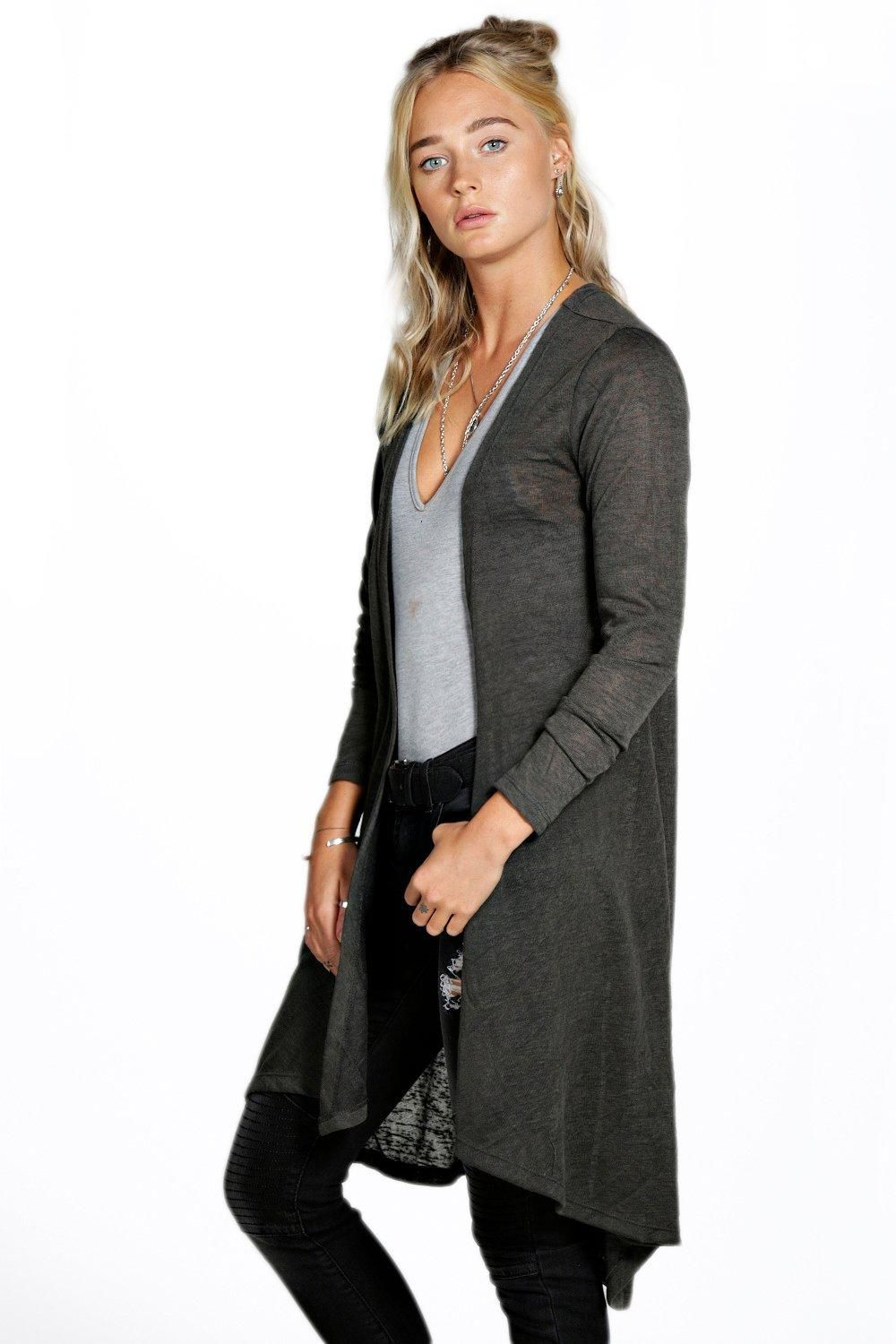 Millie Longline Jersey Cardigan | Design | Pinterest | Jersey and ...
