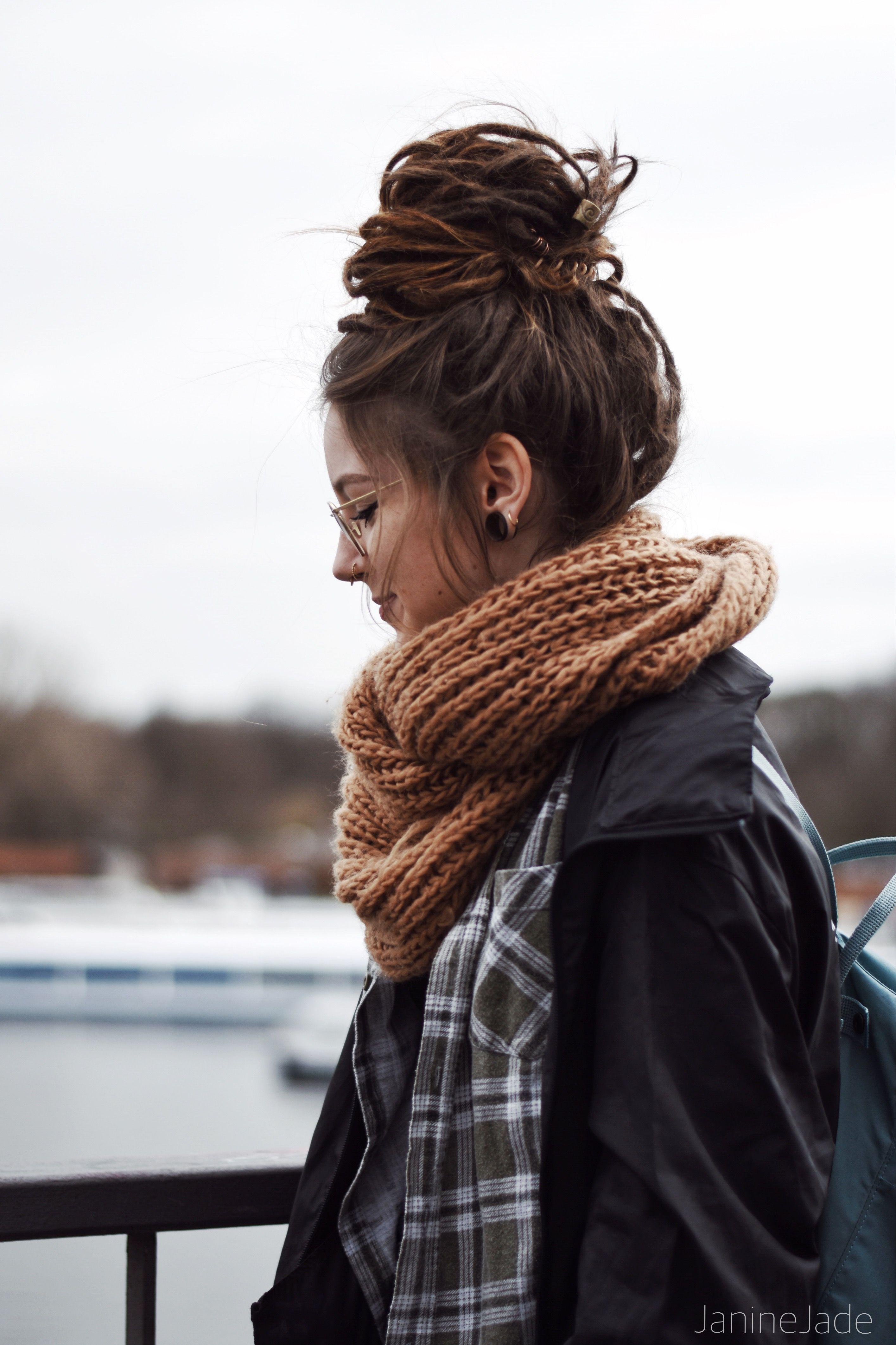 Instagram encoreever dreads dreadlocks janinejade tunnel