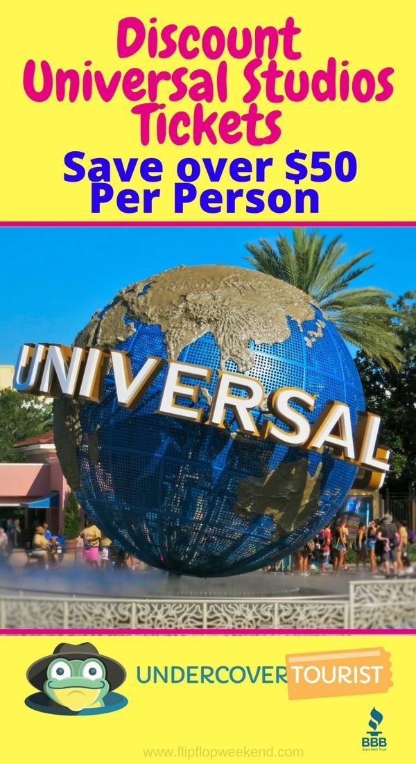 Undercover Tourist Is A Site I Frequently Recommend To People As Universal Studios Tickets Universal Studios Orlando Discount Tickets Universal Orlando Tickets