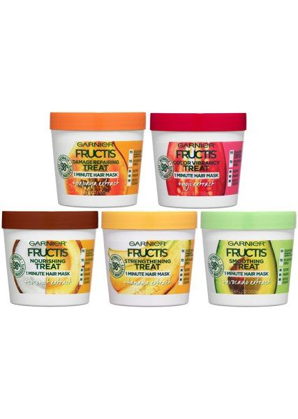 Garnier Fructis Natural Hair Care Products