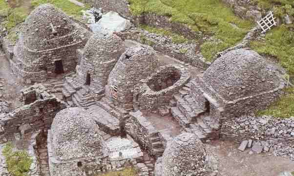 Image result for skellig michael monastery