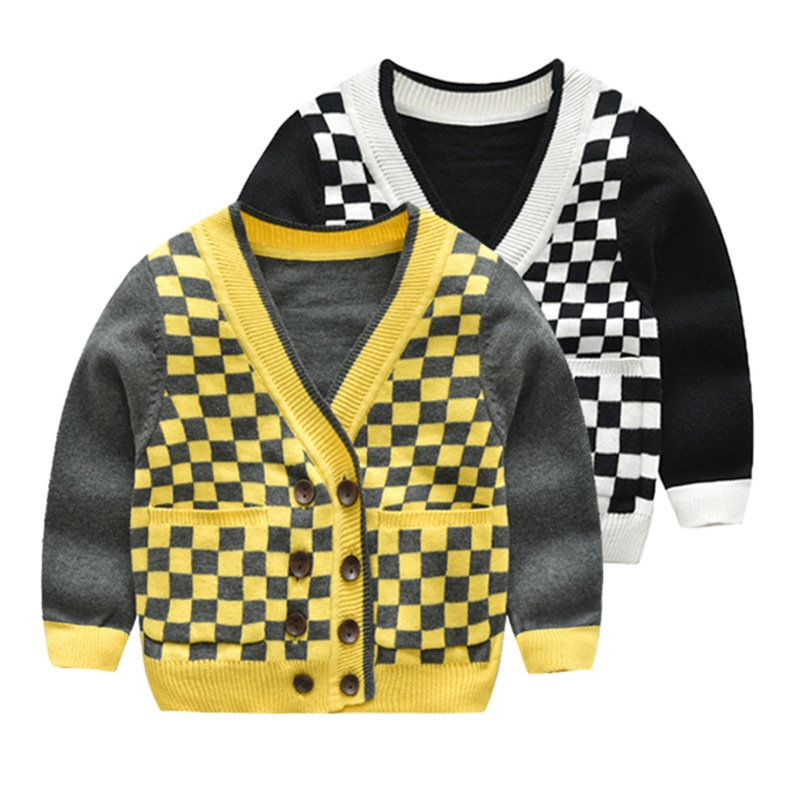 704c0579e Boys Printed Cardigan Kids Spring Autumn Coat For 3Y-13Y | KIDDOS ...