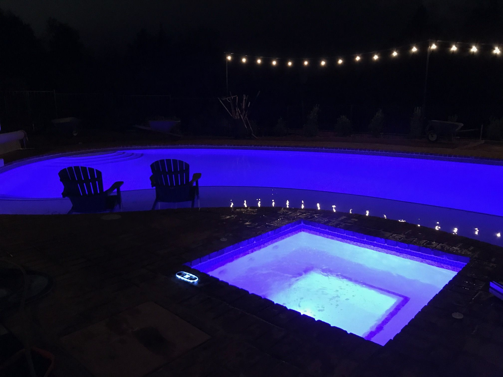 DIY Hot tub in a Pool in 2020 Hot tub, Diy hot tub, Pool