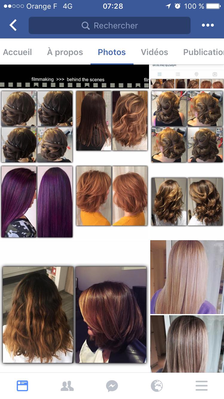 Faycal Madhy Coiffure Hair Styles Hair Long Hair Styles