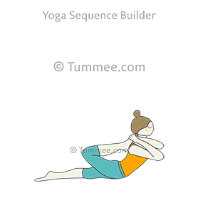 one foot toe bow pose a yoga eka pada dhanurasana a