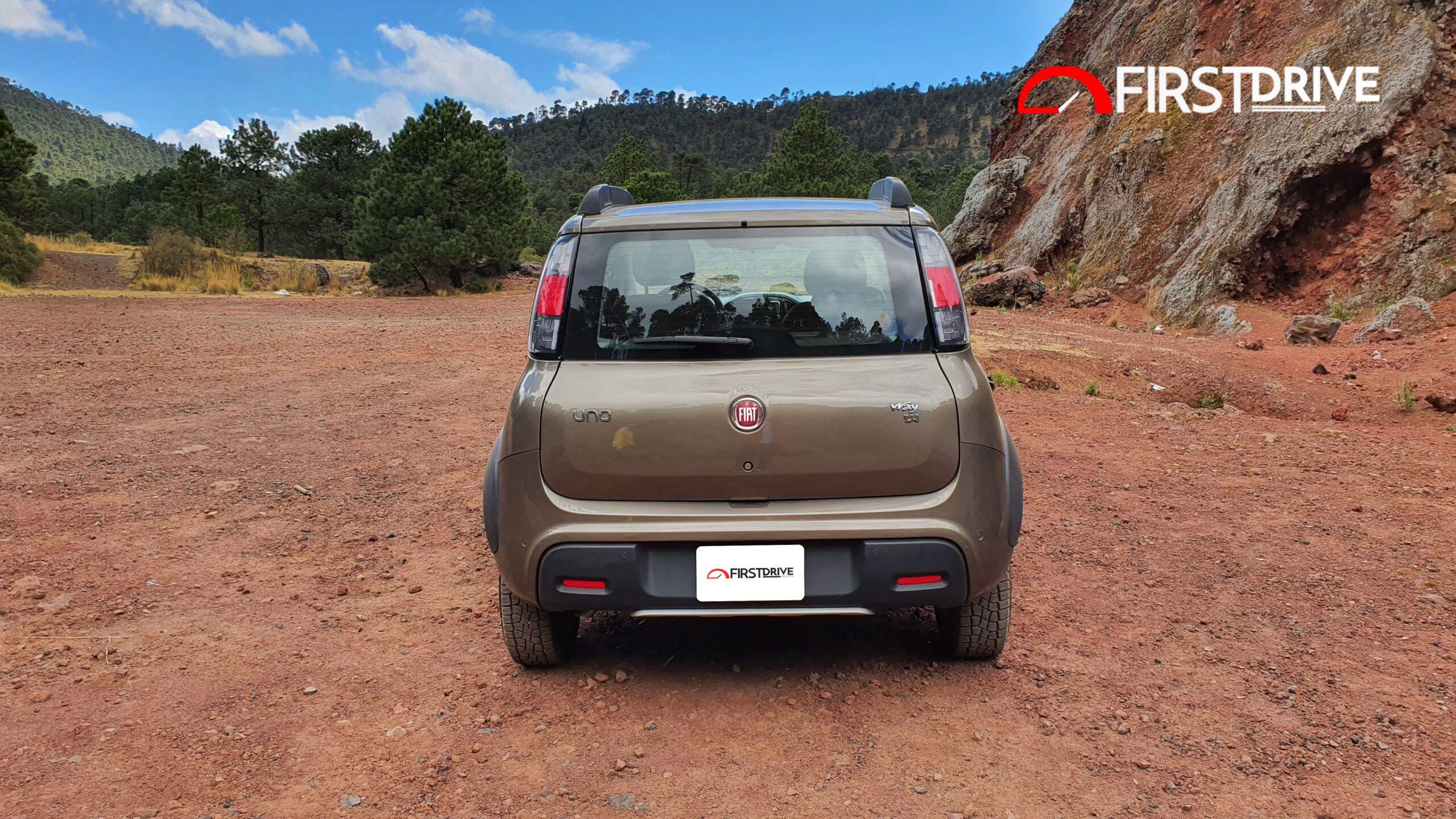 Fiat Uno Way 2020 Citadino Apto Para La Cdmx En 2020 Fiat Uno