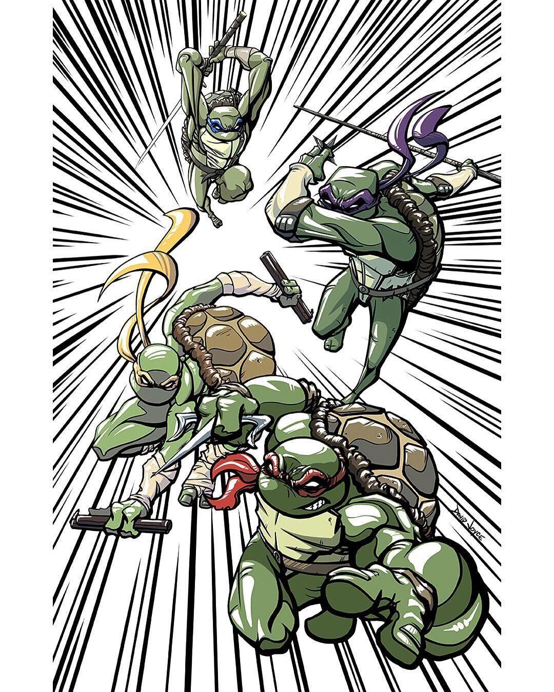 Pin von David Joyce Art auf Comics in 2020