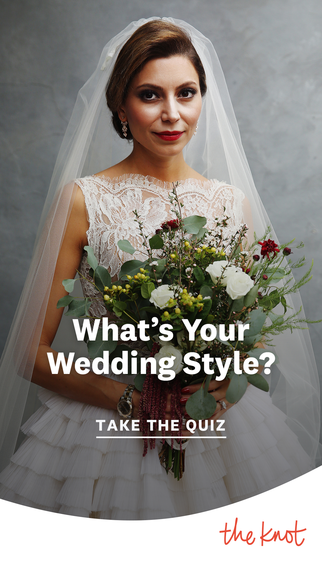 Take our free Wedding Style Quiz and we'll help you create