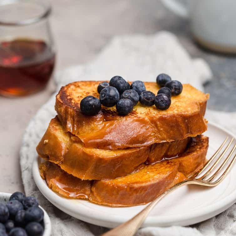 Challah French Toast Brown Eyed Baker Recipe Challah French Toast Awesome French Toast Recipe Easy French Toast Recipe