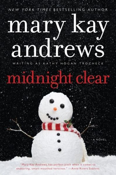 """11/19/2013  Midnight Clear (Callahan Garrity Mystery Series) by Mary Kay Andrews ---In this heartwarming, suspenseful, and hilarious novel, Callahan Garrity and the outrageous band of """"girls"""" in her Atlanta cleaning crew join together during the Christmas rush to prove that her trailer-trash brother didn't kill his even trashier estranged wife.  It's a few days before Christmas, and sometime sleuth/full-time cleaning lady"""
