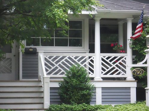 Best Chippendale Porch Railing Chinese Railings Bay Head 640 x 480