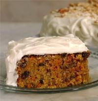 Made this today, Gluten Free Carrot Cake :)