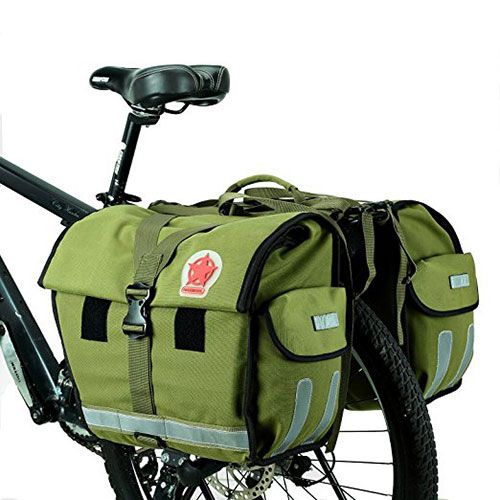 Top 7 Best Bicycle Panniers For Commuting In 2018 Reviews Bike