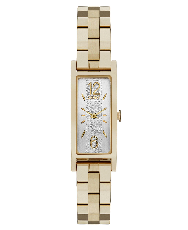 ca8e766d3 Pelham Gold IP Bracelet Designer: DKNY | HODINKY / WATCH | Watches ...
