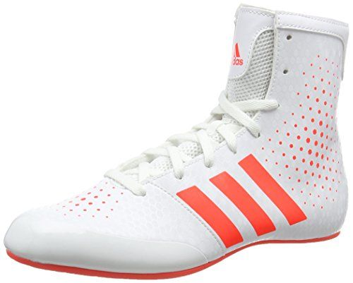 hot sale online 583ba f07bf adidas , Chaussons montants homme - Blanc - White Red Blue, 41 1 3 EU - Chaussures  adidas ( Partner-Link)   Chaussures adidas   Pinterest