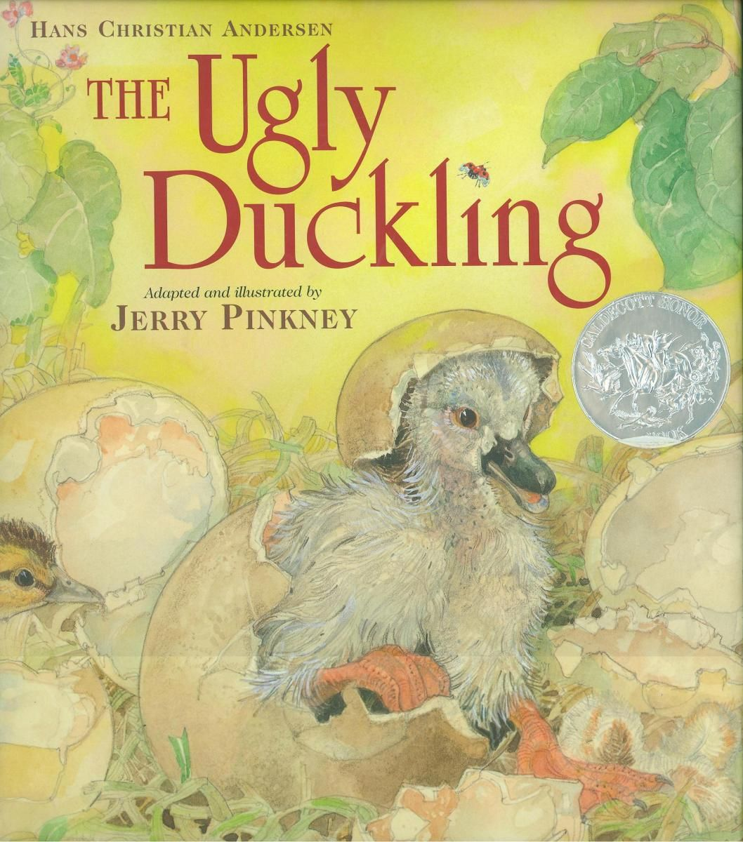 The Ugly Duckling Caldecott Honor Book