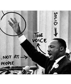 I Have A Dream Speech Martin Luther King Jr The Anatomy Of An