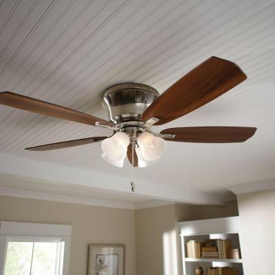 Brushed Nickel Ceiling Fan 14414