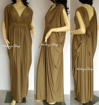 Yellow maxi dress ebay uk