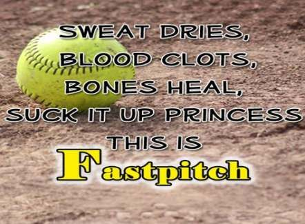 27 Ideas sport quotes for girls softball awesome for 2019 #sport #quotes