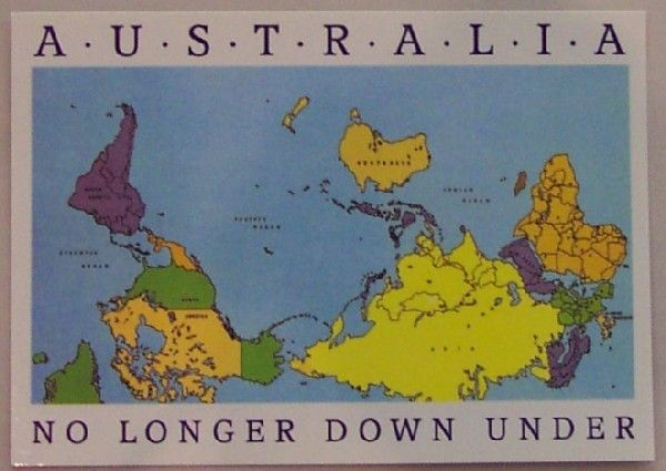 Map Of Australia Upside Down.Pin By Jean Ballew On School Social Studies Australia Map Map