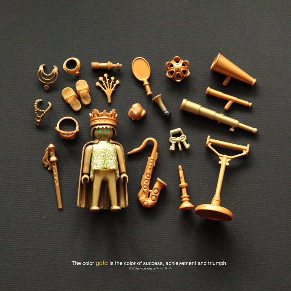 (1) Mary Shih Gold Playmobil Image only - Links to FB