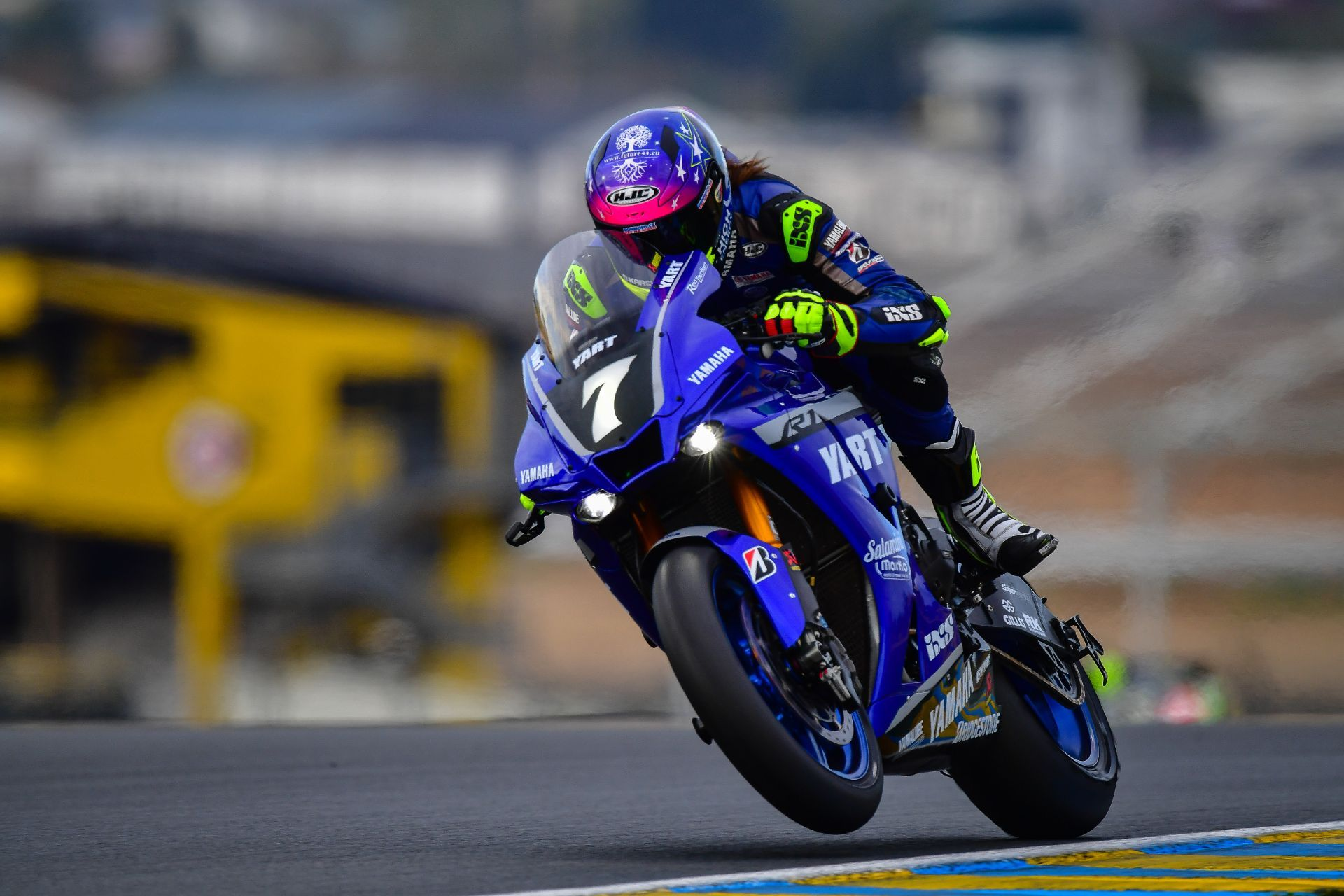 FIM Endurance World Championship to face a 12hourrace at