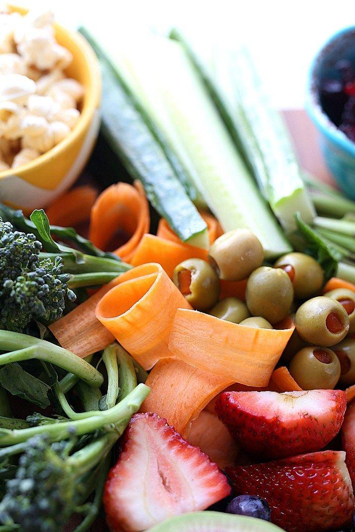 delicious healthy snacks - 700×1050