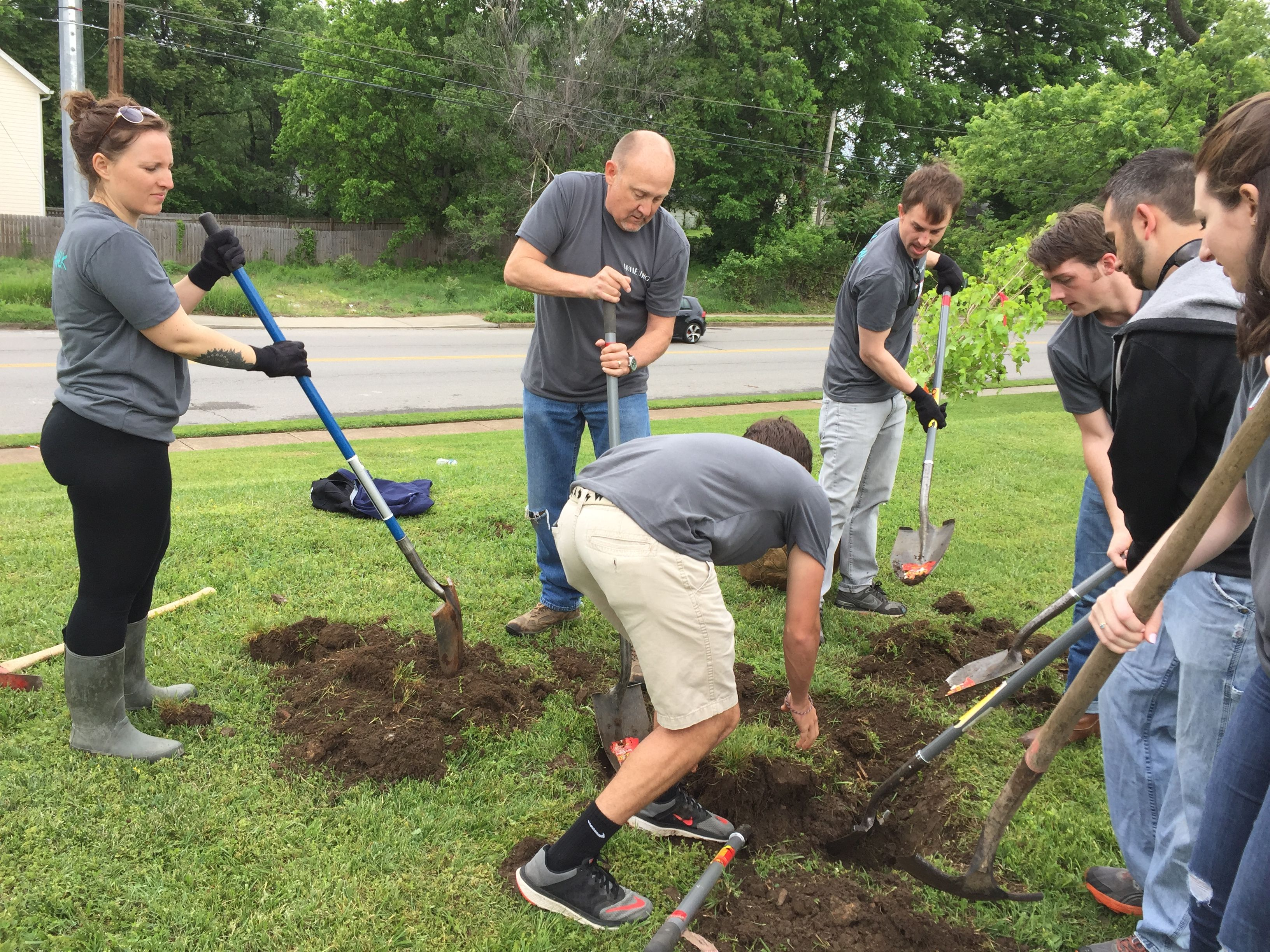 Pin By Nashville Tree Foundation On Tree Planting At