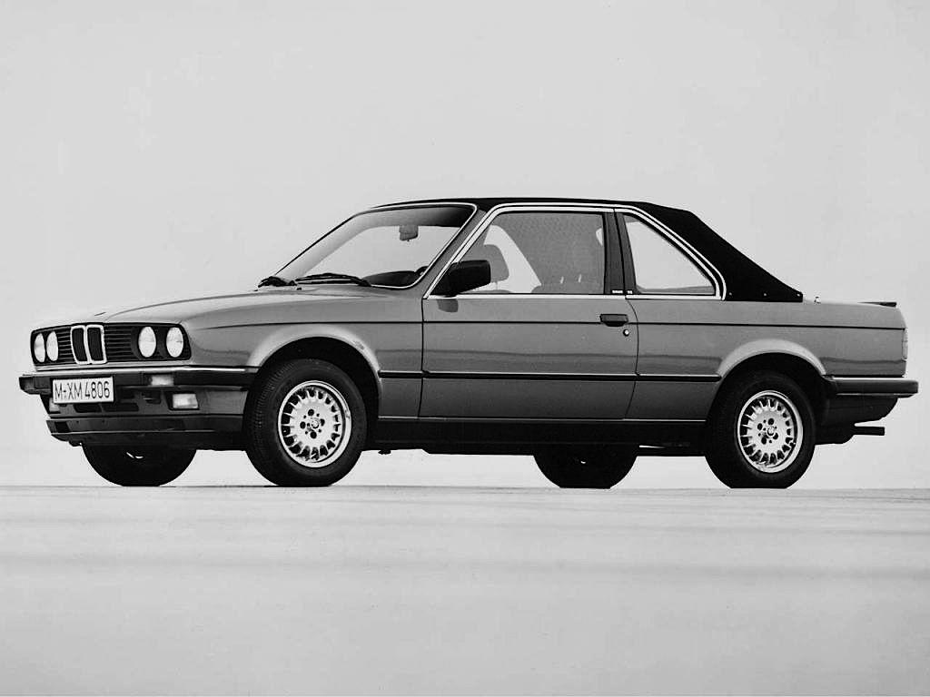 bmw e30 baur top cabriolet [ 1024 x 768 Pixel ]