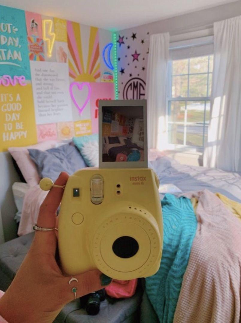 Dream Dorm Room: Pin By Bella.castillo On Vsco