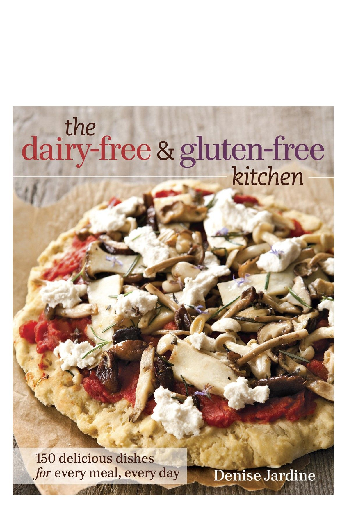The Dairy-Free and Gluten-Free Kitchen on HauteLook