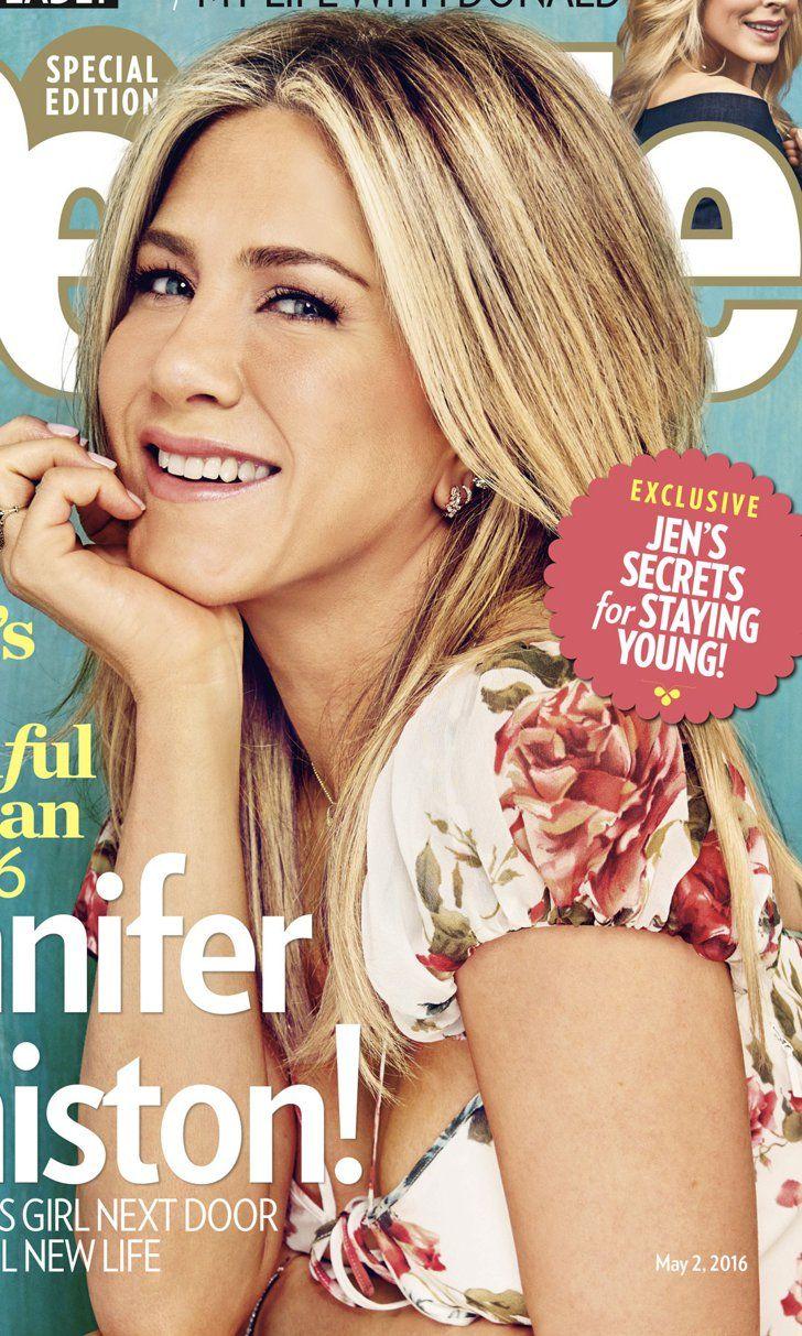 Celebrity  sc 1 st  Pinterest & Jennifer Aniston Is Named the Worldu0027s Most Beautiful Woman ...
