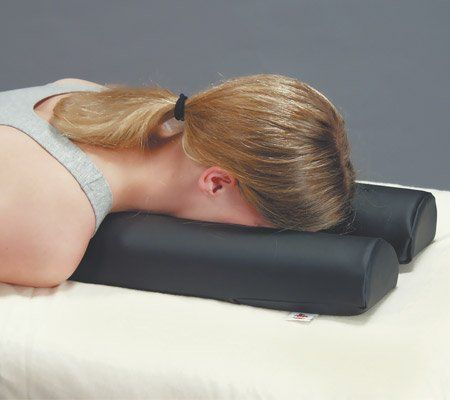 max relax face cushion face rest