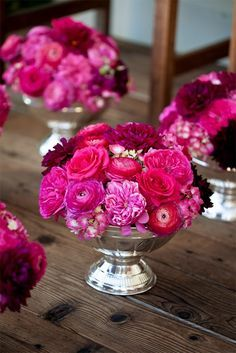 Hot pink flower centerpieces for weddings google search wedding hot pink flower centerpieces for weddings google search mightylinksfo