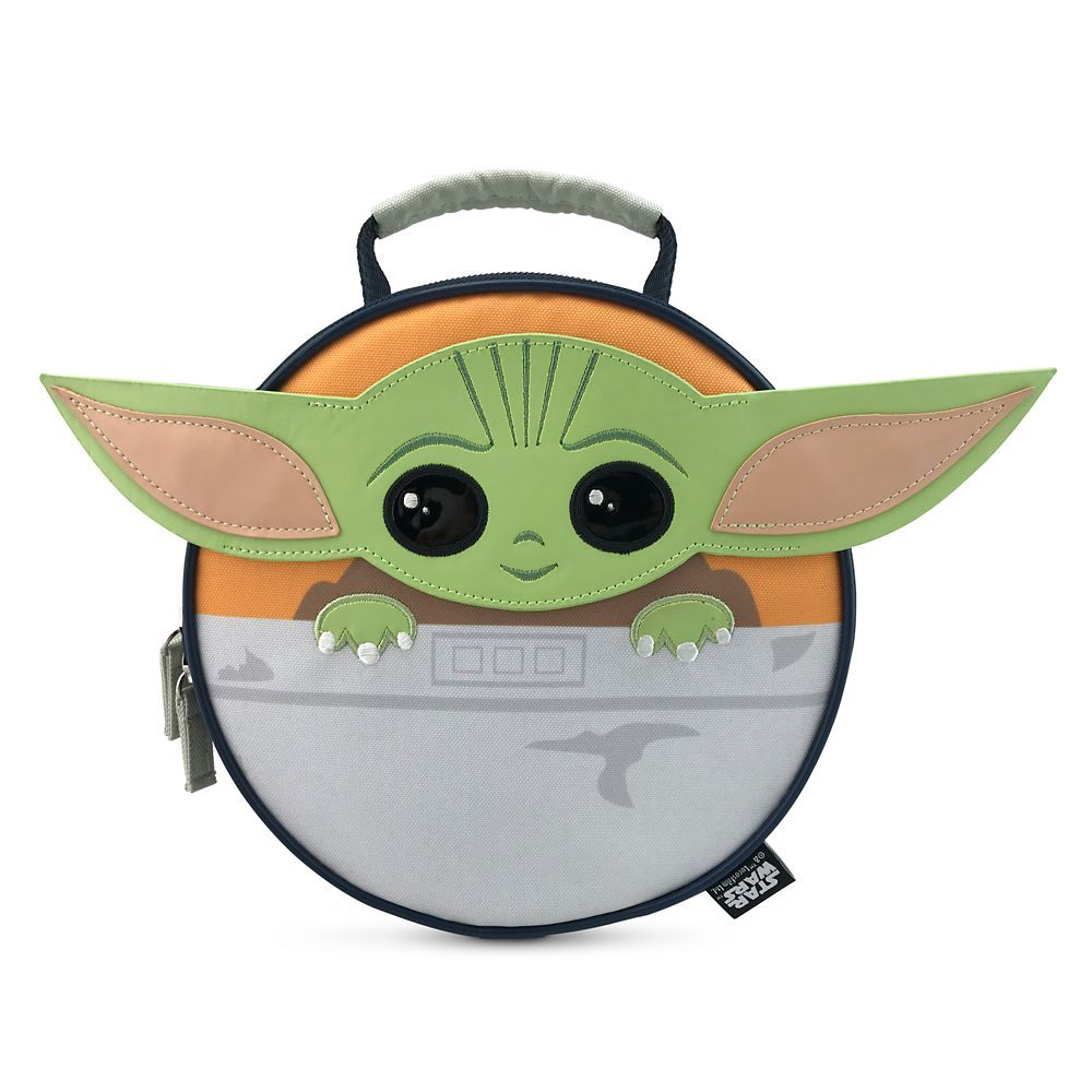 The Child Lunch Box Star Wars The Mandalorian Shopdisney In 2020 Kids Lunchbox Mandalorian Vintage Lunch Boxes
