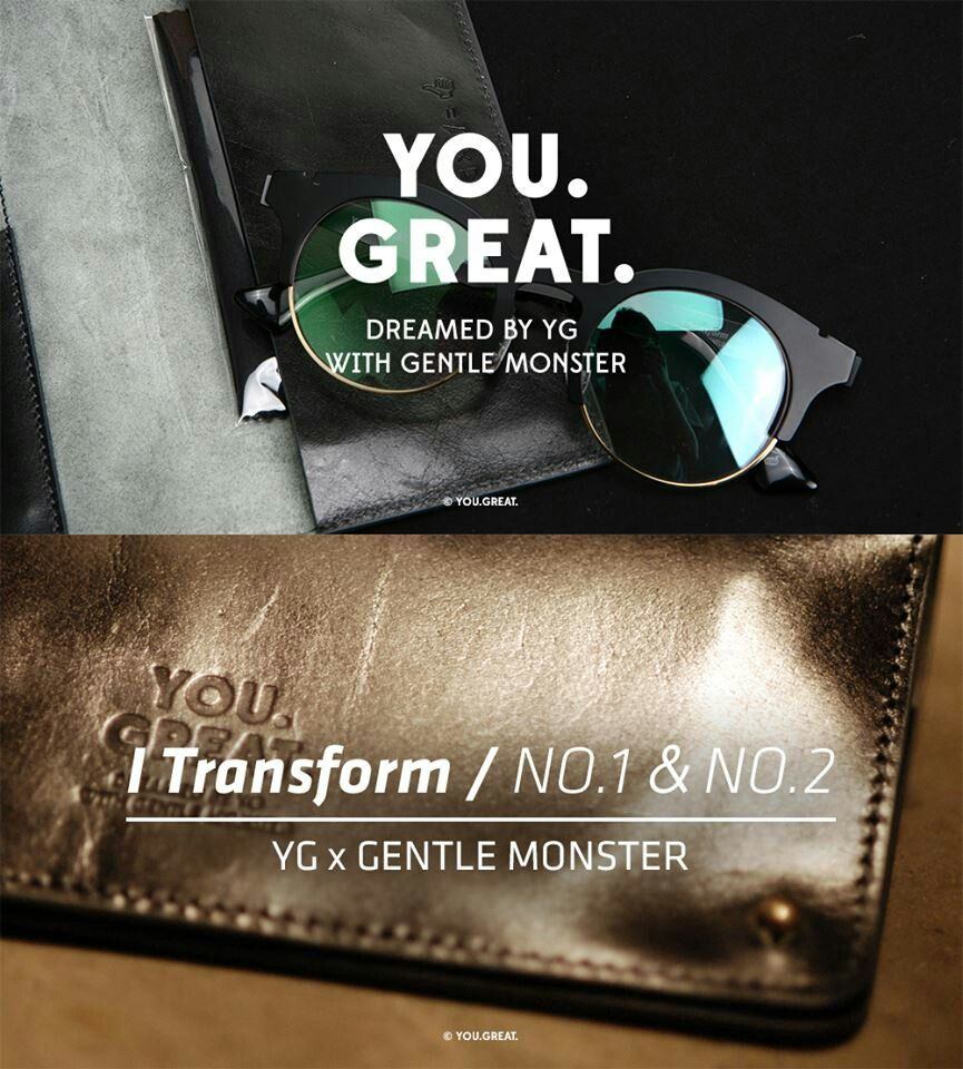 YOU GREAT by YG-Entertainment