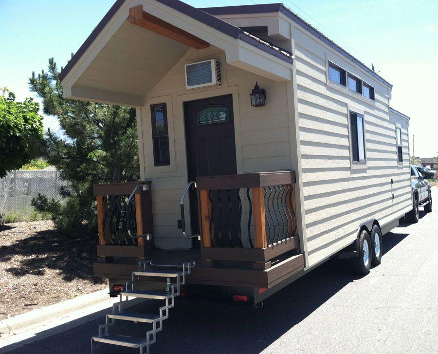 Dakotatinyhouse Beautiful Check This Out On Tiny House Swoon - Dakota tiny house on wheels