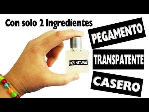 Diy Pegamento Transparente 100 Casero Con Solo 2 Ingredientes Manualidades Super Fáciles Manualidades Pegamento Casero Como Hacer Pintura Casera