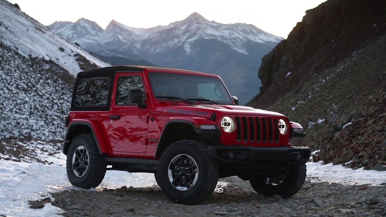 2018 Jeep Wrangler Rubicon Running Footage With Images Jeep Wrangler Rubicon Wrangler Rubicon Jeep Wrangler